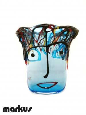 Picasso's Vase - Light Blue