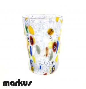 Traditional Glass By Diego Vio  White color