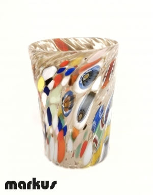 Traditional Glass By Diego Vio - Grey