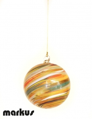 Vortex Christmas Balls