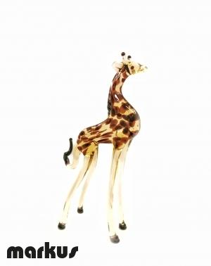glass Giraffe Small Size