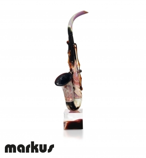 Saxophone by Dino Rosin