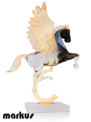 Winged horse Pegasus